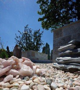 Стеклянные и драгоценные камни