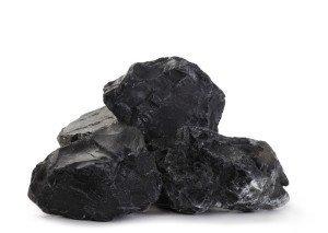 Мраморная крошка черная Эбон
