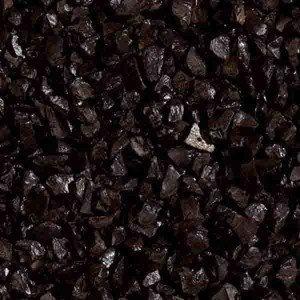 Мраморная крошка Черная Ebon