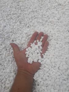 Мраморная Галька Белая 0-10мм
