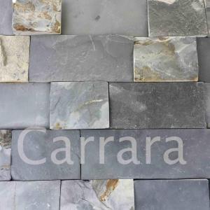 Облицовочный камень Черная Ардезия 10см