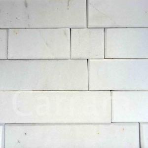 Облицовочный Мрамор Rhodes белый 6см
