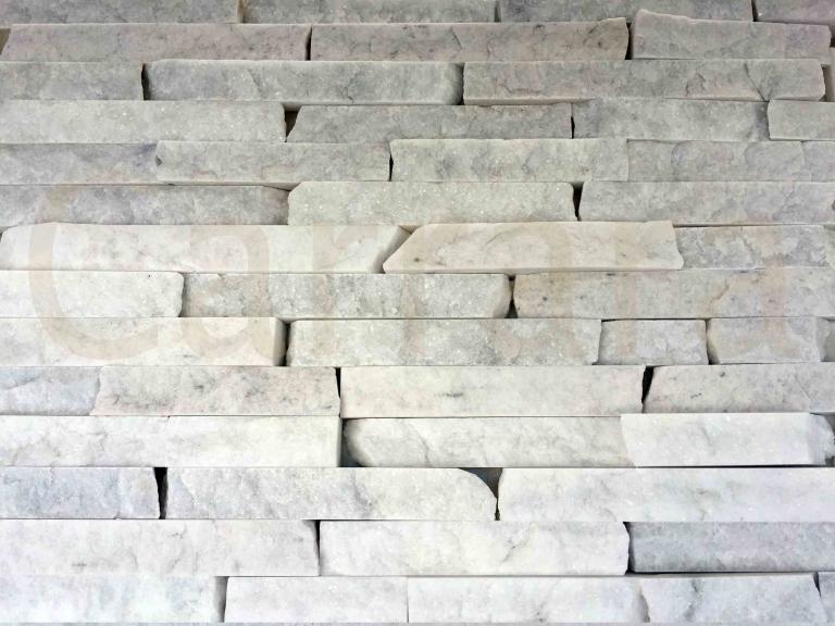 Мрамор Серо-Белый Mix-Колотый