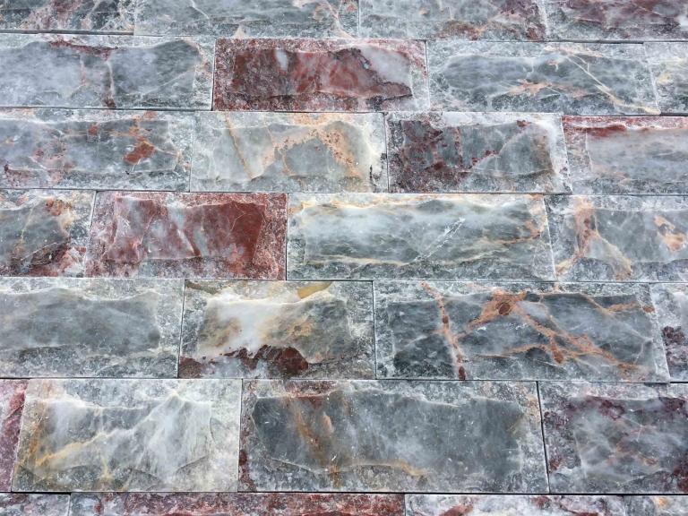 Мрамор Бордовая Гроза 6мм
