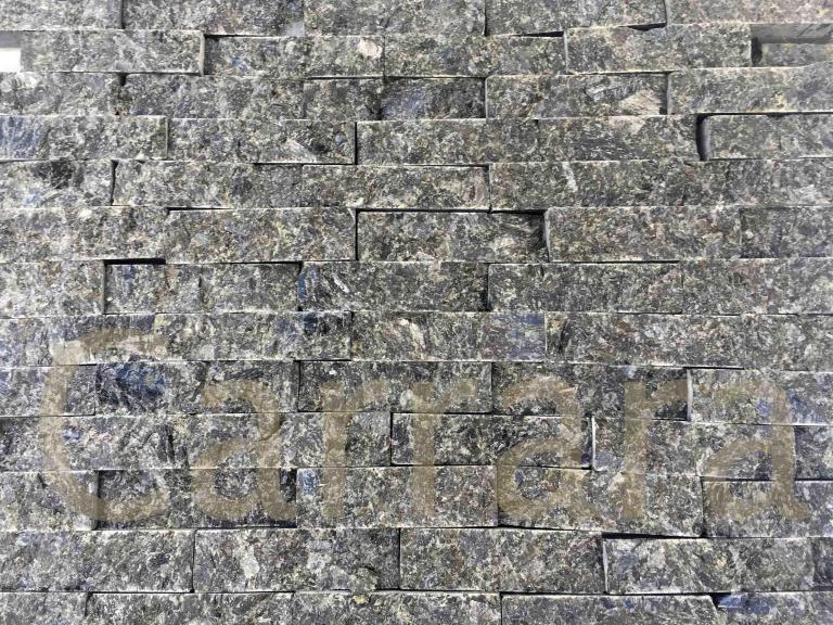 Лабрадорит Черный Колотый 3мм